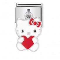 Classic Composable Link Hello Kitty Heart