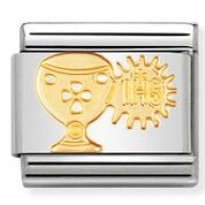 Classic Composable Link Chalice and  Host