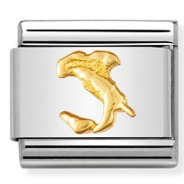 Classic Composable link Italy map