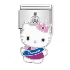 Classic Composable Link Hello Kitty Crown
