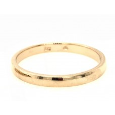 9ct Yellow Gold Wedding Band