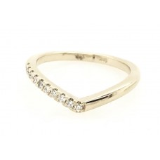 9ct Yellow Gold Shimmering Victory  Ring