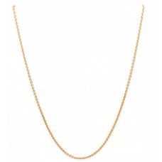 18ct Rose Gold Belcha Chain