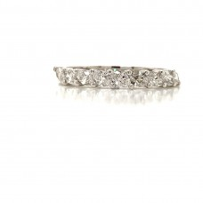 18ct white gold wedder/dress ring